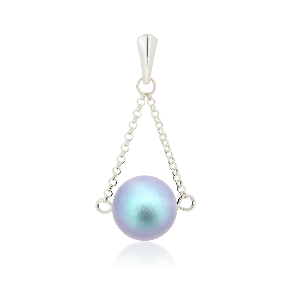 earrings pink pearl in lyst jewelry round masako stud pearls