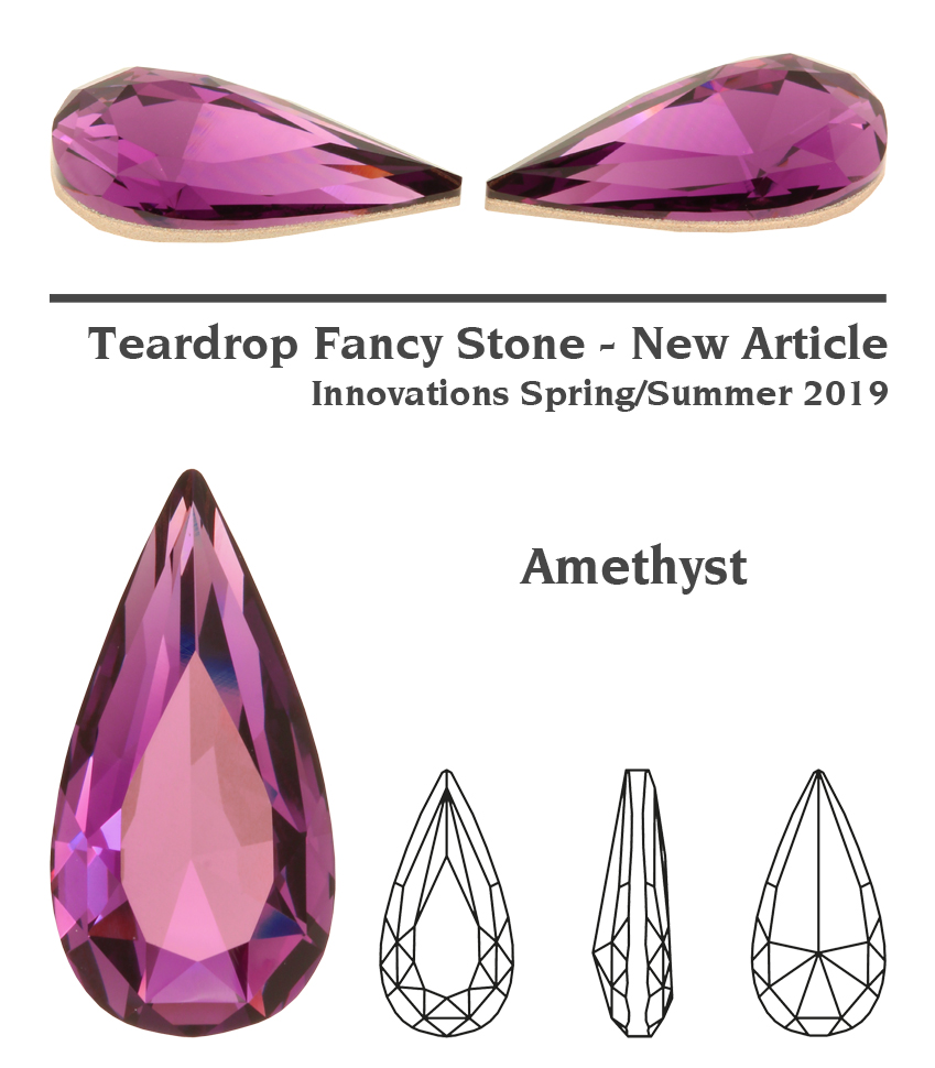 Genuine-SWAROVSKI-4322-Teardrop-Fancy-Stones-Crystals-Many-Colors-amp-Sizes