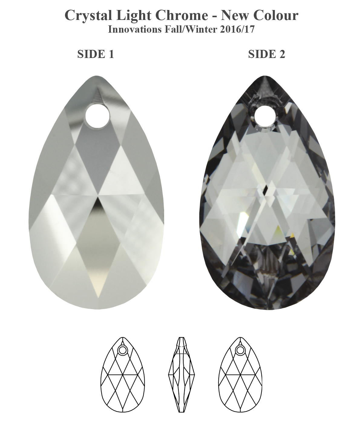 Genuine swarovski 6106 pear shape crystal teardrop pendants all genuine swarovski 6106 pear shape crystal teardrop pendants aloadofball Gallery