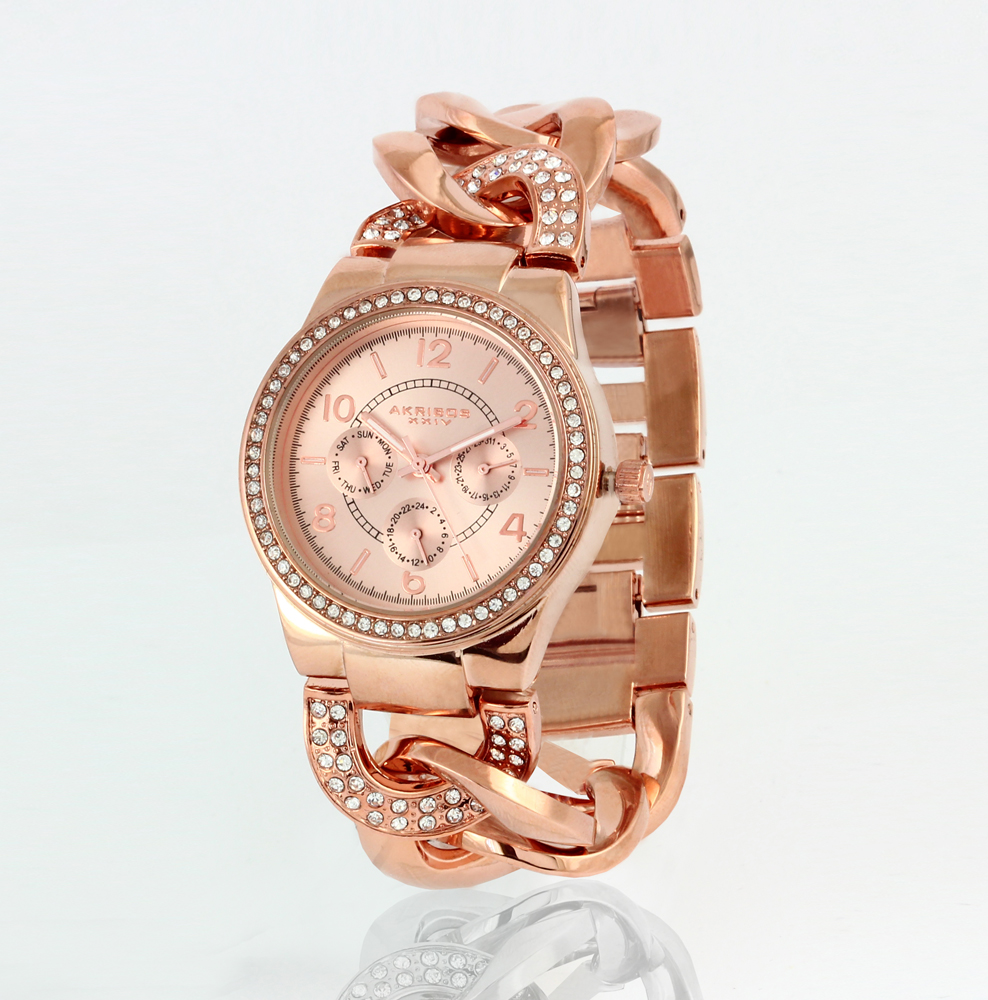 women edfb luxury dress brand duoya products product wristwatches watches gold image bracelet heart leather watch chain